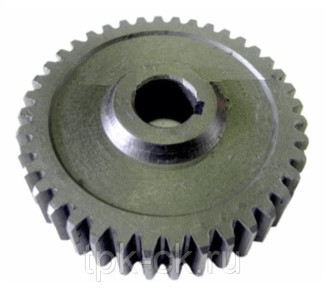 Шестерня редуктора (d-155, 37 зубов) станок СГА-1