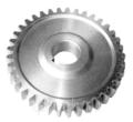 Шестерня редуктора (d-166, 40 зубов) станок СГА-1