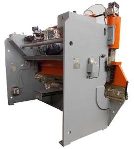 Пресс листогибочный гидравлический ИБ1430Б