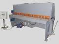 Ножницы гильотинные гильотина НК3421 - размеры листа 12х2000 мм. Пневмомуфта