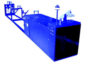 Машина для высадки анкерных головок СМЖ-128Б