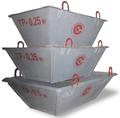 Тара для раствора ТР-0.5 совок толщина стенки 2.0мм