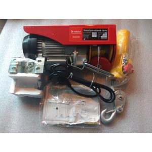 Таль электрическая EH-200 (220В; Г/п=100/200 кг; h =12/6 м)