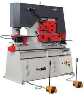 Комбинированные гидравлические пресс-ножницы HEP-650