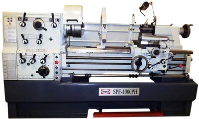 Универсальный токарный станок SPF-1000PHS