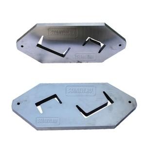 Ножи С229А для швеллеров № 12, 6.5