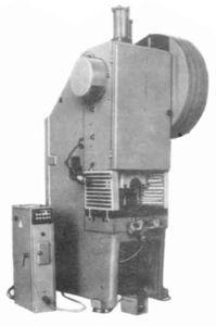Пресс кривошипный КД1426