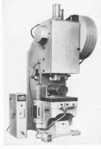 Пресс кривошипный КД1428