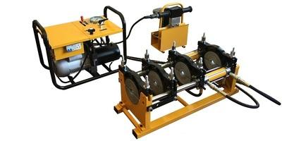 Гидравлический аппарат для стыковой сварки МСПТУ-160
