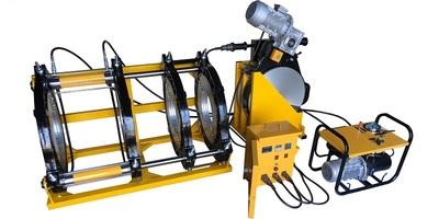 Гидравлический аппарат для стыковой сварки МСПТУ-630