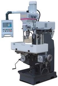 Горизонтально-вертикальный фрезерный станок МТ50