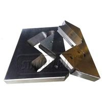 Нож-плиты для резки уголка в сборе НГ5221