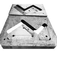 Нож-плиты для резки уголка в сборе для НГ5224