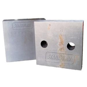 Комплект оснастки для GQ-40 (83х83х26 мм, 2 отв)