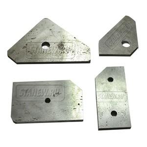 Ножи для резки уголка НГ5222 (комплект)