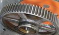 Зубчатое колесо м12, Z68 коленчатого вала НГ13, НГ16