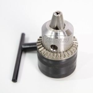 Патрон ключевой для сверлильных станков 3-16 мм/B18