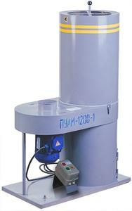 Пылеулавливающий агрегат ПУАМ