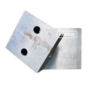 Нож для рубочного станка Zitrek SC-40 (2 отверстия)