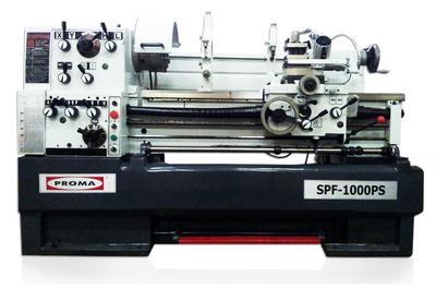 Универсальный токарный станок SPF-1500PS с УЦИ