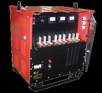 Трансформатор для прогрева бетона ТСДЗ-63 А с автоматикой
