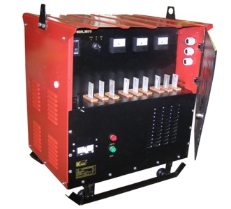 Трансформатор для прогрева бетона ТСДЗ-40М