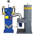 Станок точильно-шлифовальный ТШ-2ДБ-П с блокировкой и пылесосом