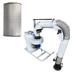Пылеулавливающий агрегат УВП-2000А-ФК1 с ПВУ