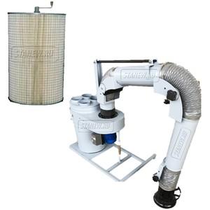 Пылеулавливающий агрегат УВП-2000А-ФК2 с ПВУ
