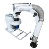 Пылеулавливающий агрегат УВП-2000АК с ПВУ (поворотно-вытяжным устройством)