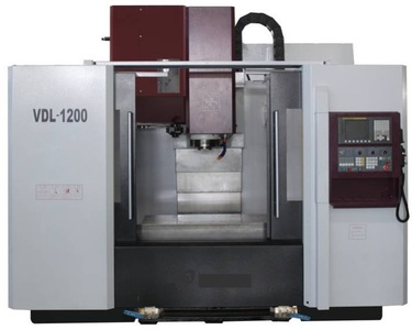 Вертикальный фрезерный обрабатывающий центр VDL1200
