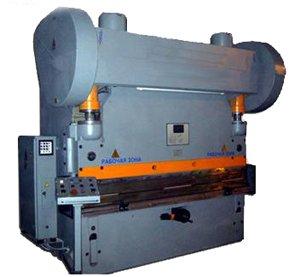 Пресс листогибочный кривошипный И1334 или ИР 1334