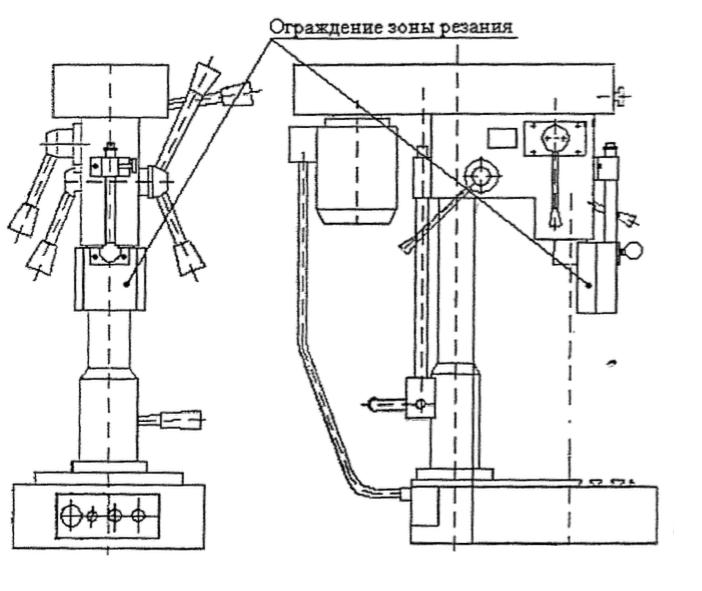 общий вид станка АС2116М